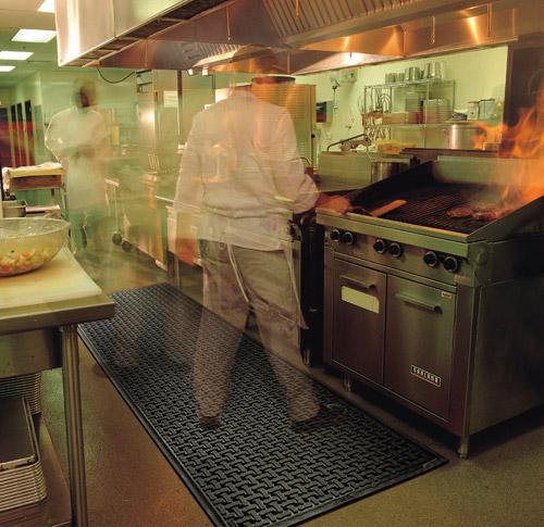 Kjøkkenmatte-arbeidsmatte-foto