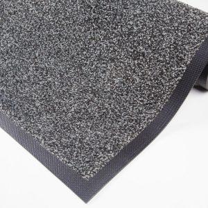Nylonmatte-grå-melert-foto