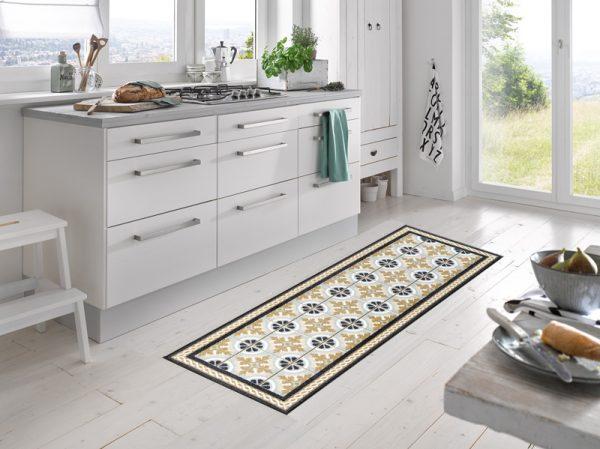Kitchen_tiles_gulvmatte_kjøøken-foto