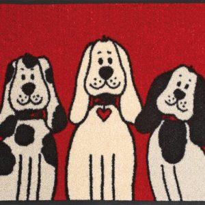 hund-gulvmatte-motiv-foto