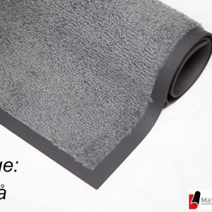 Tørkematte-entrematte-grå