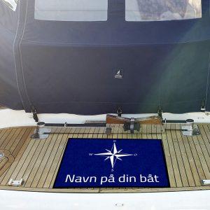 Båtmatte-eget-design-foto