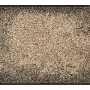 Brown gulvmatte-foto