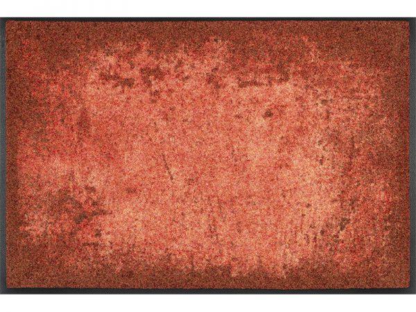 Rød matte-foto